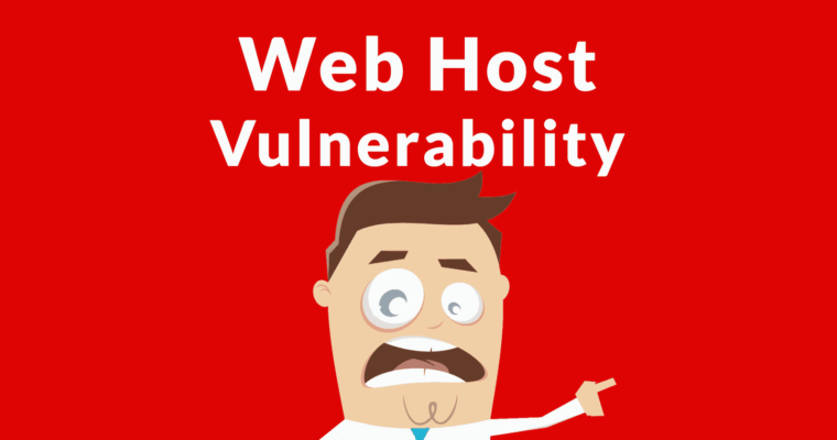 Web Host Vulnerability Discovered at iPage, FatCow, PowWeb, and NetFirm