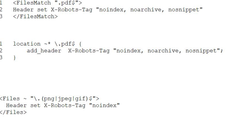 Everything You Need to Know About the X-Robots-Tag