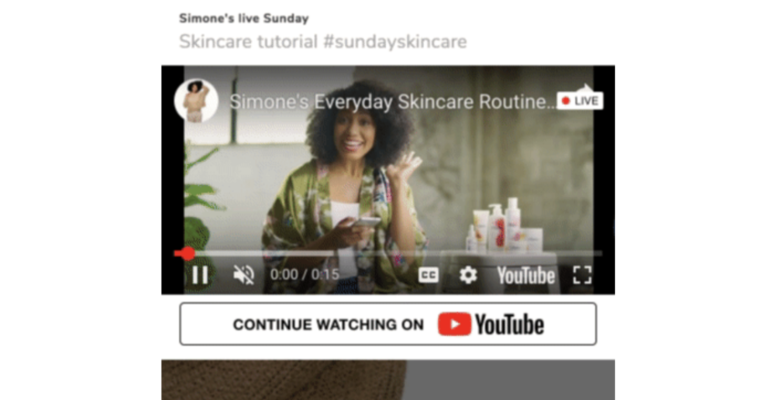 Google Lets Advertisers Promote YouTube Live Streams as Display Ads
