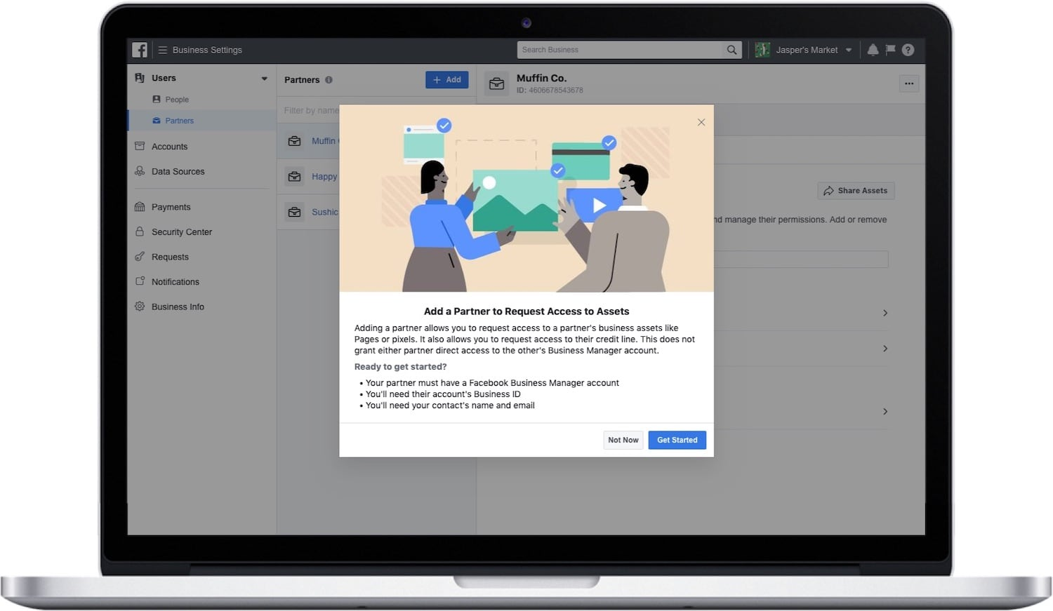 Facebook Updates Business Manager With Improved Design & Navigation