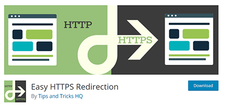 Secure Site redirect plugin