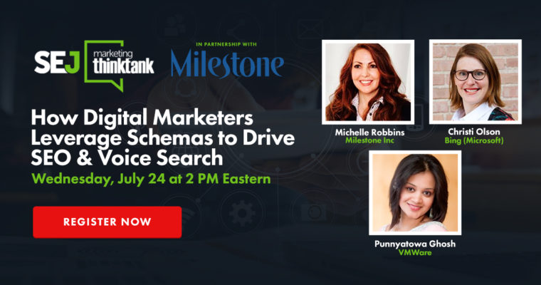 How Digital Marketers Leverage Schemas to Drive SEO & Voice Search