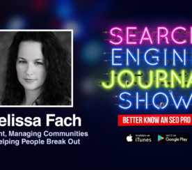 Melissa Fach on Content, Managing Communities & Helping People Break Out [PODCAST]