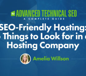 SEO-Friendly Hosting: 5 Things to Look for in a Hosting Company