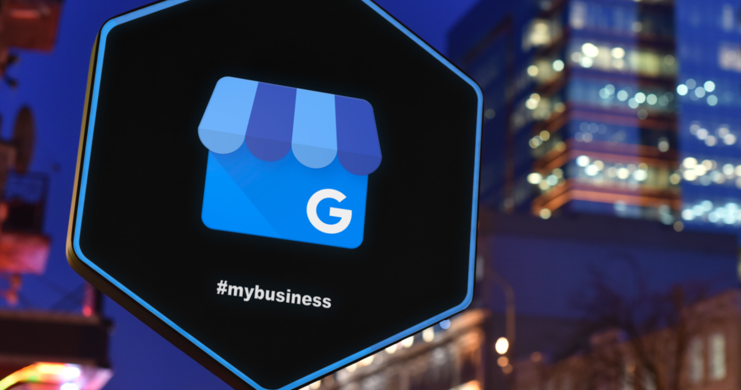 5% of Google My Business Listing Views Result in a Customer Action