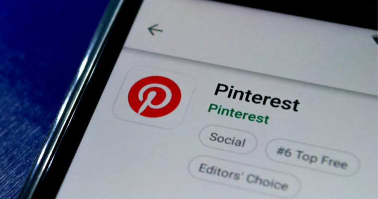 Pinterest Marketers Can Now Create Ad Campaigns on a Mobile Device