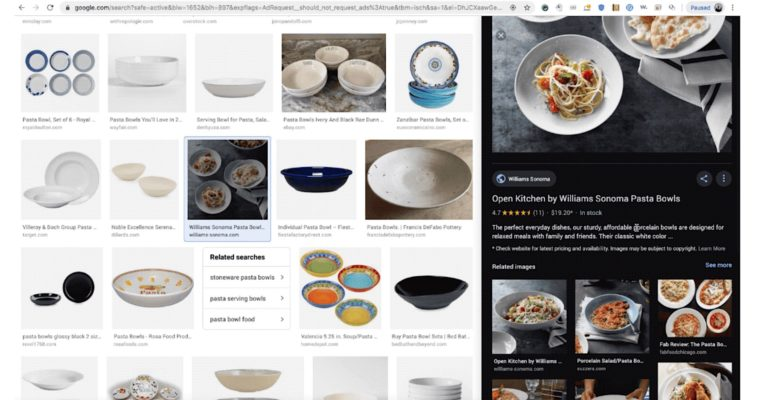 Google Overhauls Image Search Results on Desktop