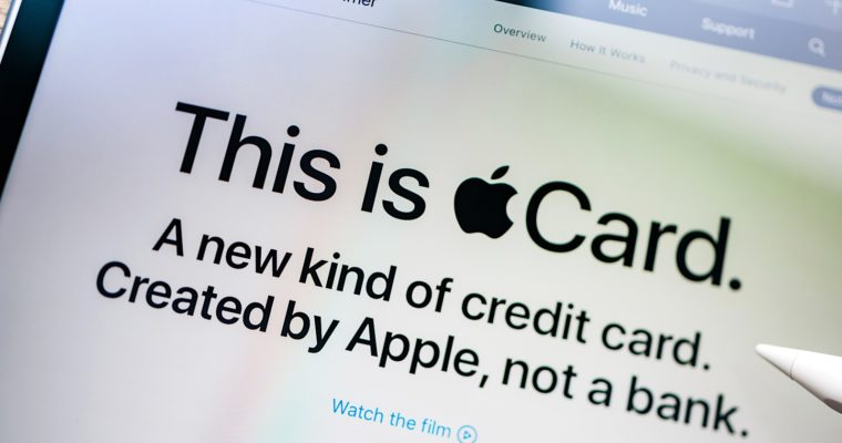 Heads Up: Google Ads Banned Someone for Paying With the New Apple Card