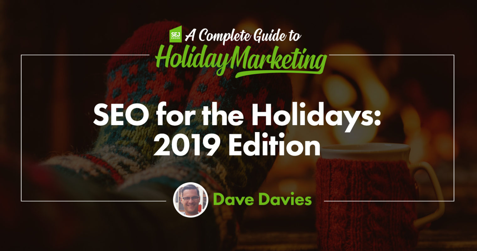 SEO for the Holidays