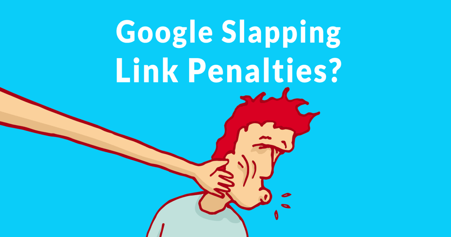 Doesn't Build Links. Why Did Google Slap a Link Penalty?