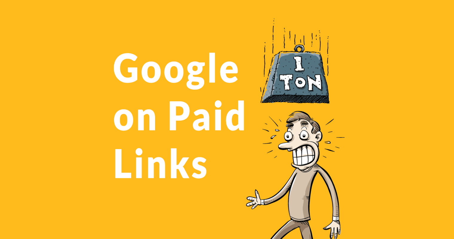 Did Googler's Tweet Imply Google Doesn't Catch All Paid Links?