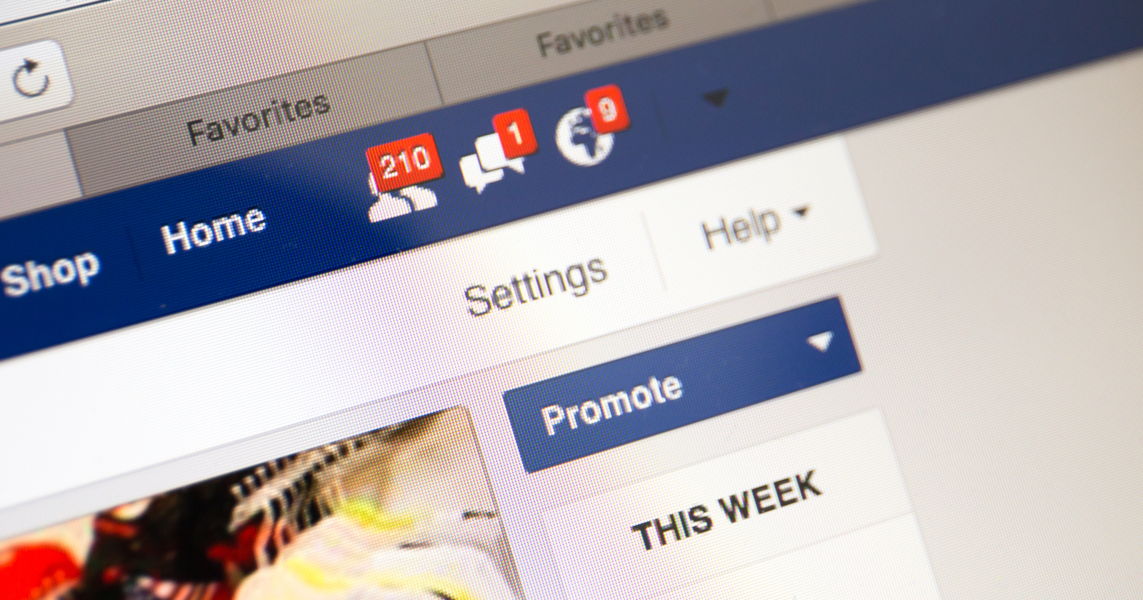 Promote Content On The Facebook