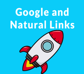 Is there a Google Patent on Natural Link Profiles?