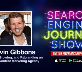 Kevin Gibbons on Building, Growing, and Rebranding an SEO & Content Marketing Agency [PODCAST]