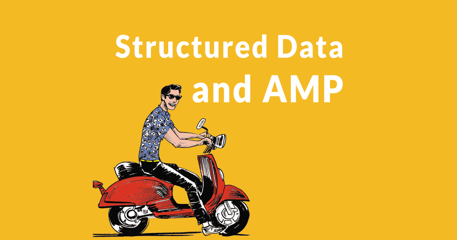 It's OK if Structured Data From Desktop Version is Missing from AMP