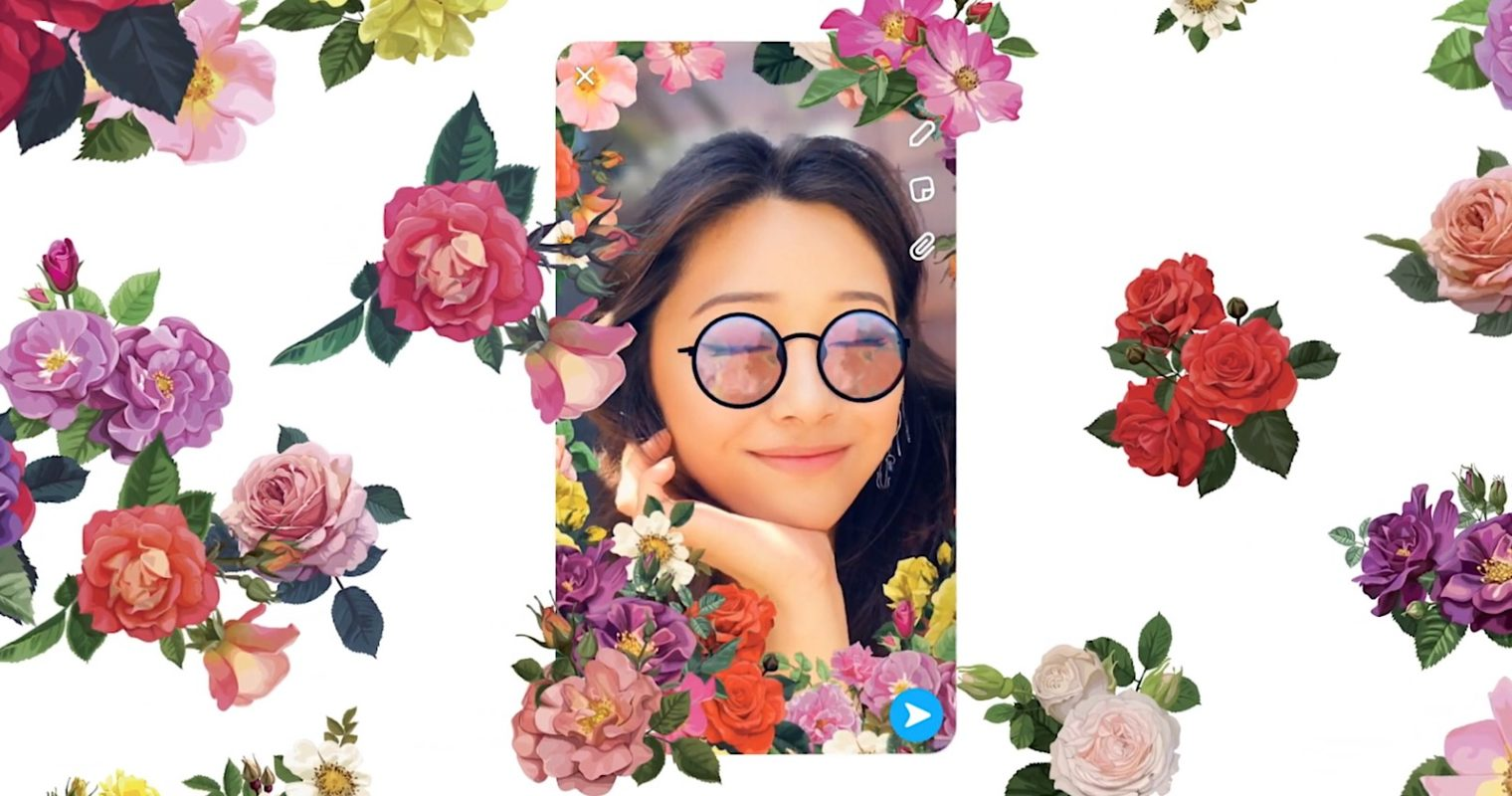 Snapchat Introduces 3D Effects for Selfies