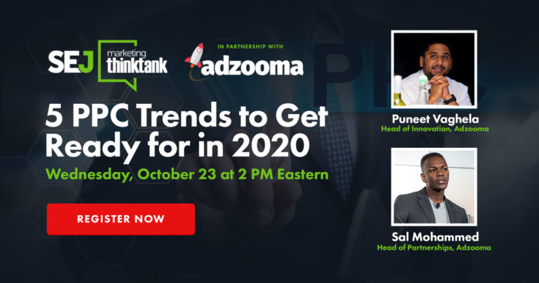 5 PPC Trends to Get Ready for in 2020