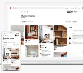 Pinterest Enhances Group Boards With New Collaboration Tools