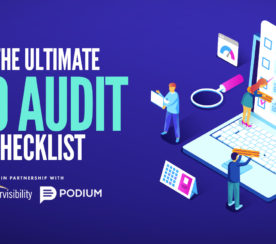 Your Ultimate SEO Audit Checklist [EBOOK]