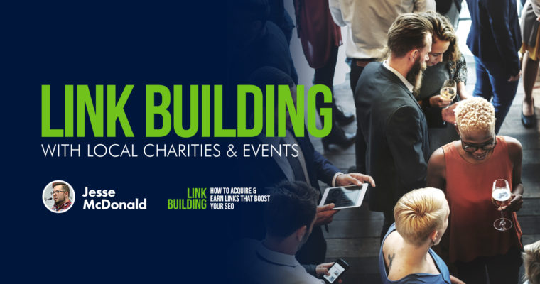 Link Building with Local Charities & Events