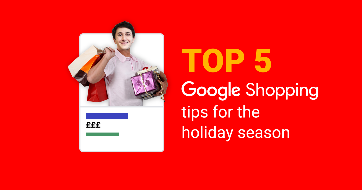5 Google Shopping Tips to Prepare for the Holiday Season