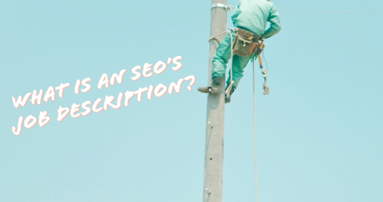 What Does It Mean to 'Do SEO'?