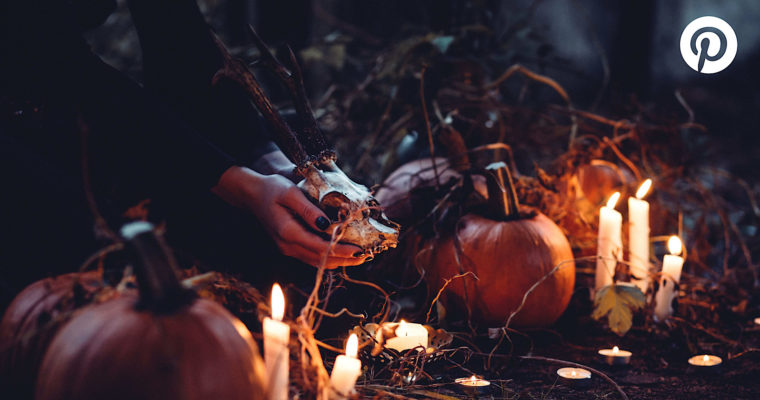 Pinterest Reveals the Top Trending Halloween Searches for 2019