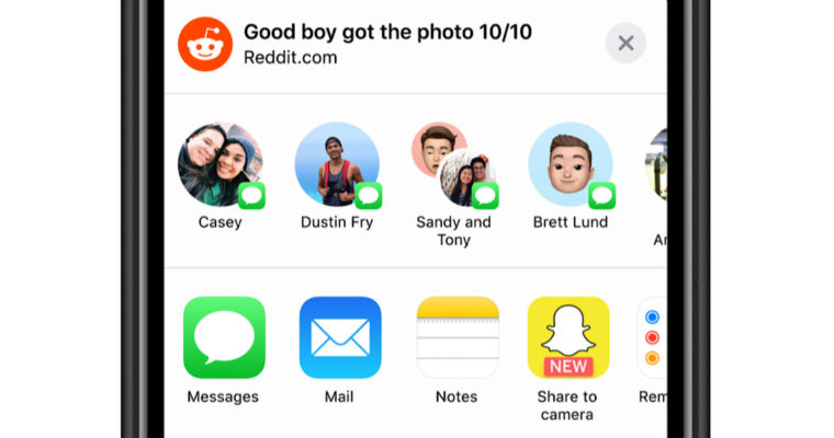 Reddit's First Content Sharing Integration is With Snapchat
