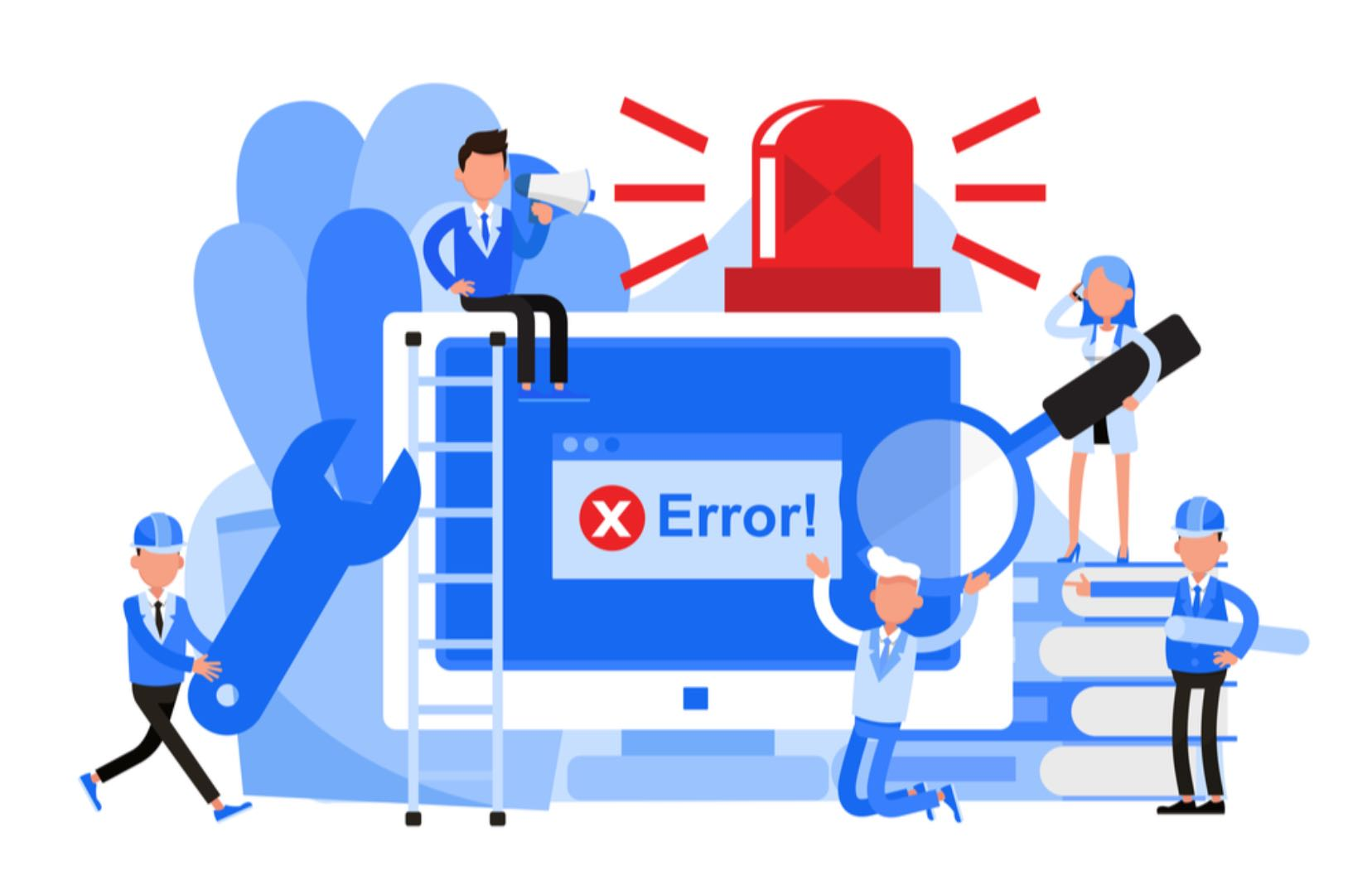 on-page seo errors