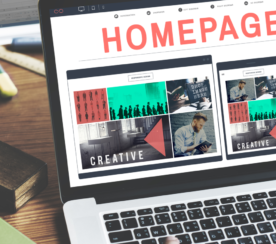25 of the Best Examples of Home Pages