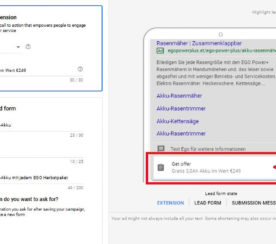 Google Ads is Testing New Lead Form Extensions