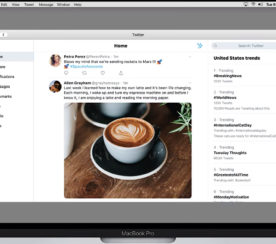 Twitter's Mac App is Back