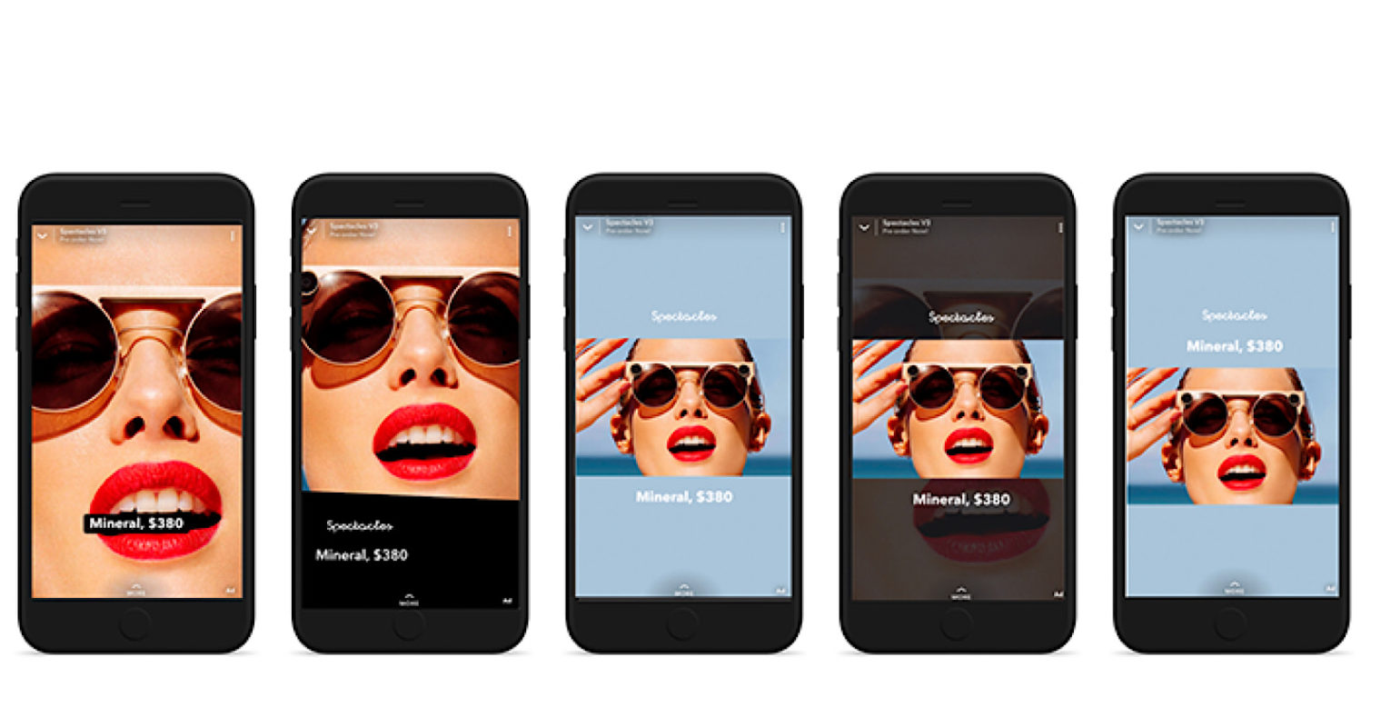 Snapchat Introduces a New Ad Unit for Ecommerce Advertisers