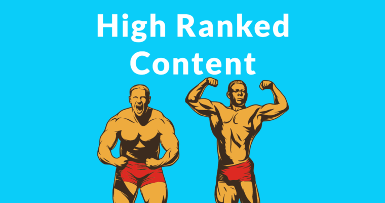Is This Why Some Content Ranks in Google?