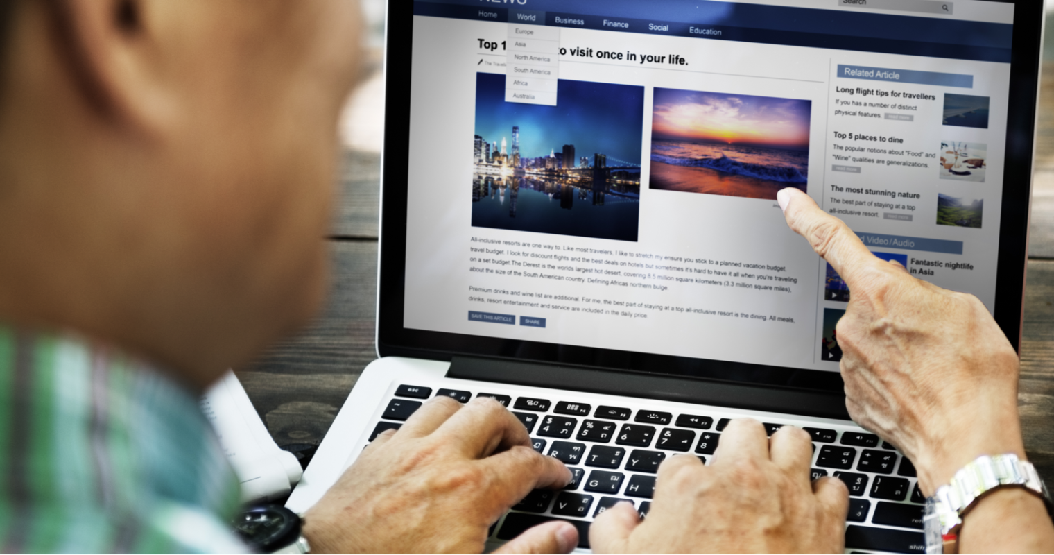 How to Create a Travel Content Strategy That Drives Links, Traffic & Conversions