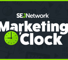 "SEJ Partners with ""Marketing O'Clock"" Podcast"