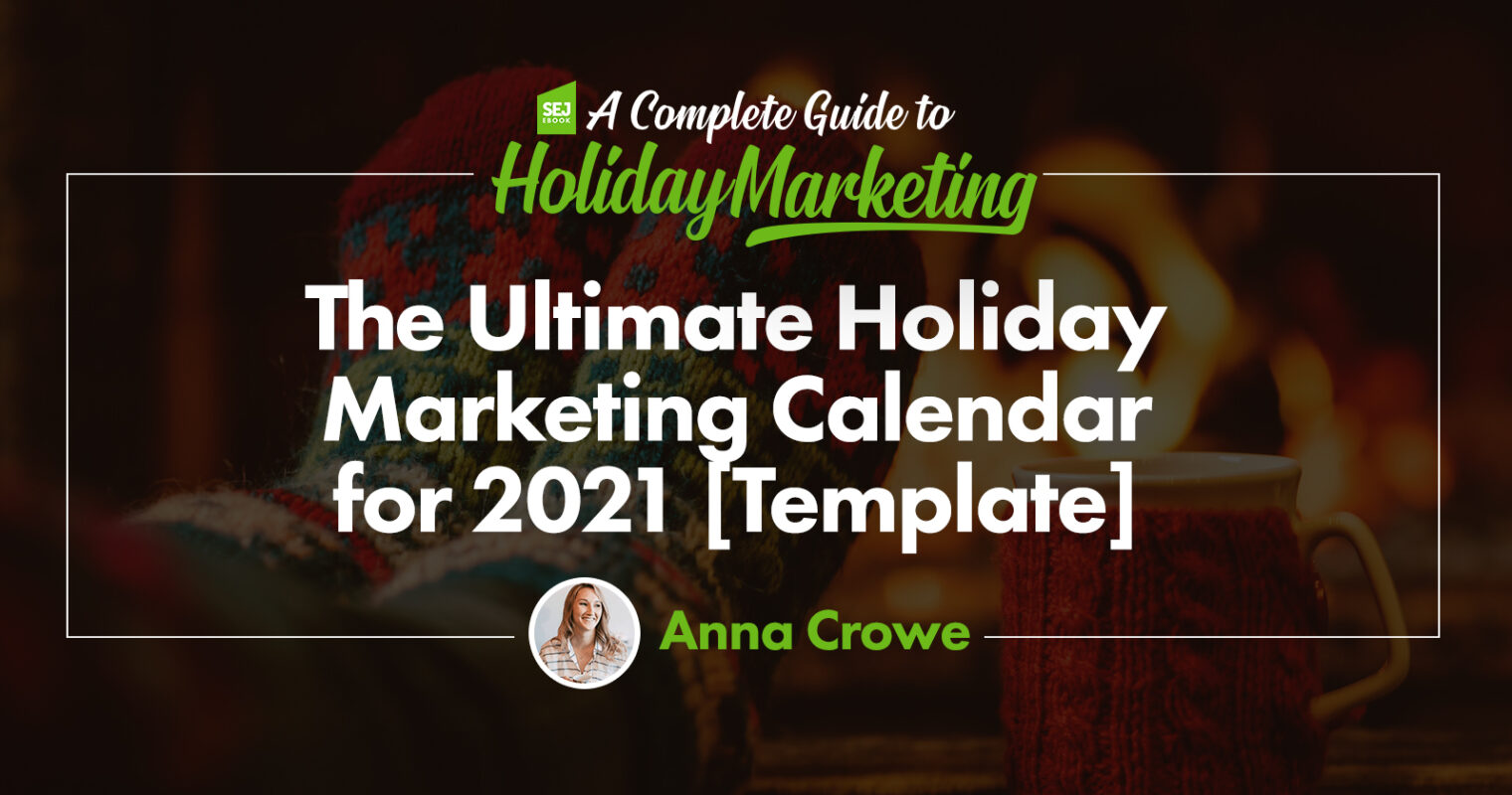 Calendrier Trial 4×4 2021 You Need This 2021 Marketing Calendar [Free Templates]
