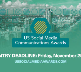 Announcing the U.S. Social Media Communications Awards 2020