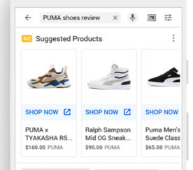 YouTube to Display Shopping Ads on the Home Feed and in Search Results