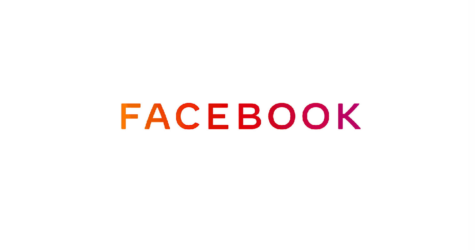 Facebook Unveils New Logo With Unique Branding for All of its Products