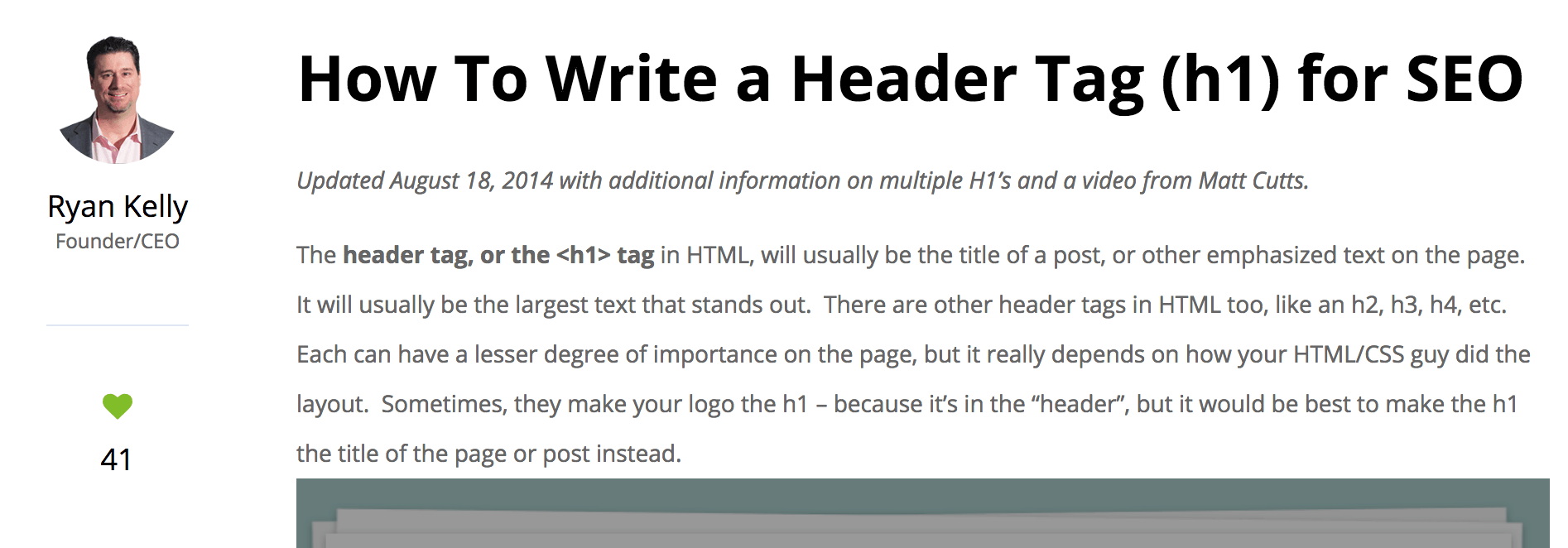"Résultat de recherche d'images pour ""how to write header tag for seo"""