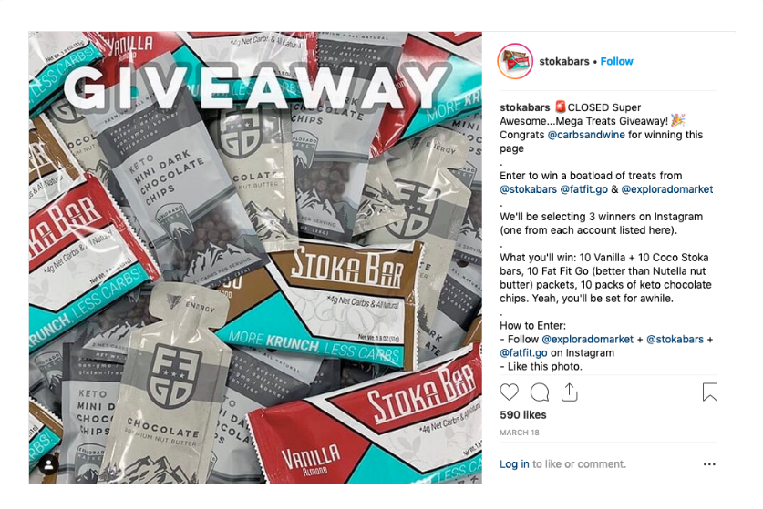 10 Inspiring Examples of Instagram Contests That Caught Our Attention