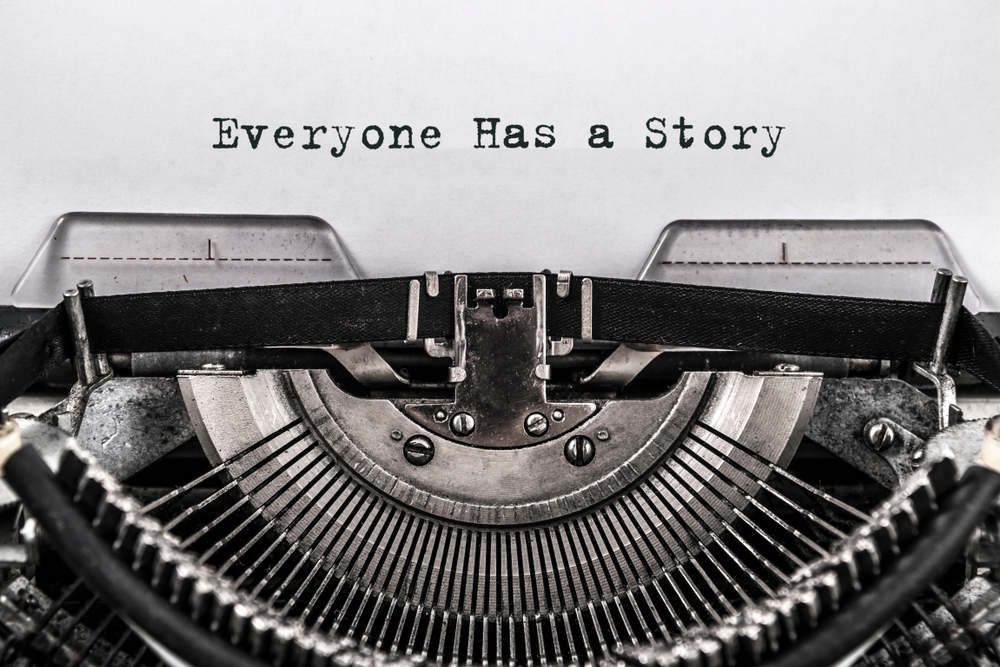 make sure your blog uses storytelling