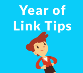 A Year of Link Building Strategies
