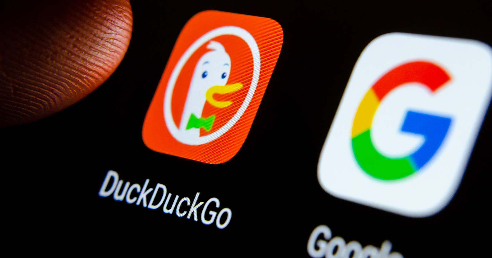 DuckDuckGo is Now a Default Search Engine Option on Android in the EU