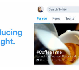 Twitter Rolls Out a New Ad Unit in the Explore Tab