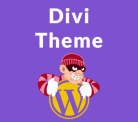 WordPress Divi Theme Code Injection Vulnerability