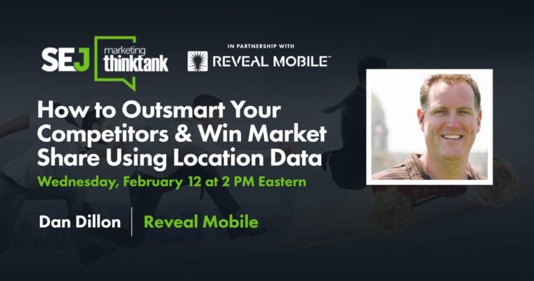 How to Outsmart Your Competitors Using Location Data [Webinar]