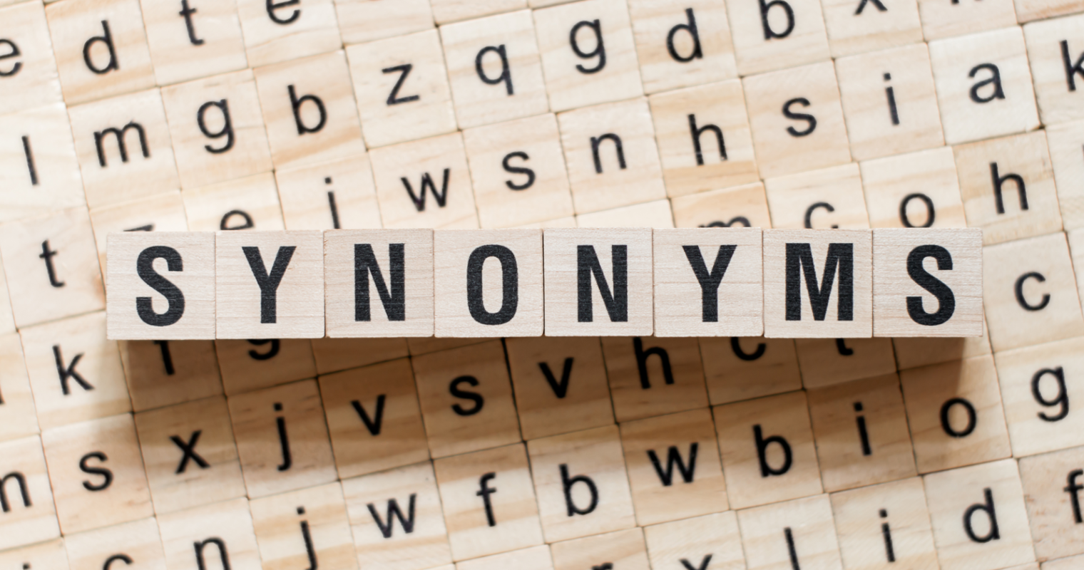 How You Should or Shouldn't Use Synonyms for SEO