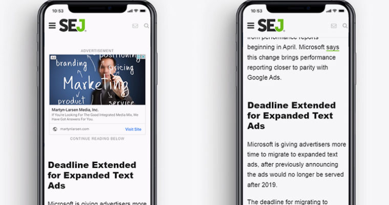 An Ad-Free Search Engine Journal (Or: a Better Web for Everyone)